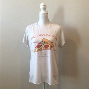 The Laundry Room Tops - The laundry room will work for pizza t-shirt